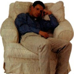 Сидячий образ жизни опасен для психики