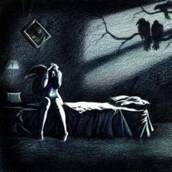 Ночные кошмары - предвестники болезней мозга