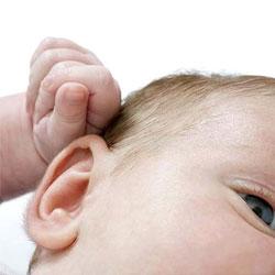 Младенцы различают человеческие звуки так же, как взрослые