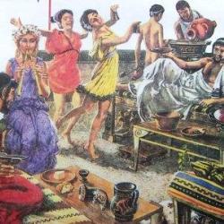Истина в вине: что мы не знали о древней афинской жизни