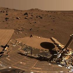 Что видят на Марсе: загадочные снимки с Красной планеты