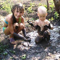Почему детям необходима грязь