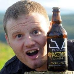 Самое крепкое пиво в мире содержит 65 процентов алкоголя