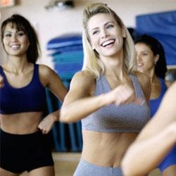 Аэробика – лучшее средство борьбы с брюшным жиром