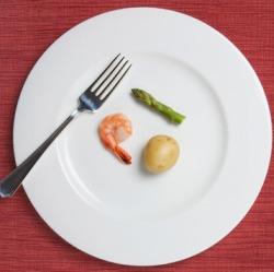 Чтобы меньше есть, представляйте каждый кусочек