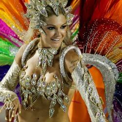 10 самых красочных карнавалов мира