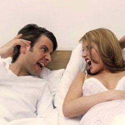 Уровень конфликтов в браке не меняется со временем
