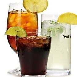 От прохладительных напитков можно постареть
