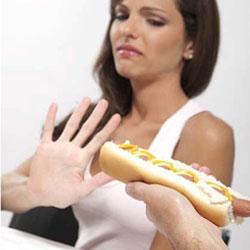 Тип продуктов, а не потребляемые калории, вызывает появление лишнего веса