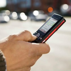 С помощью мобильного телефона можно будет проверять зрение