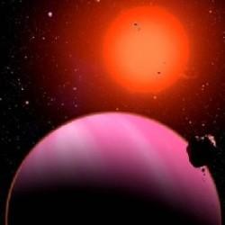 В космосе обнаружена супер-Земля