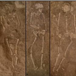 Найдено старейшее кладбище