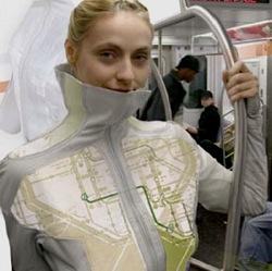 Умная одежда - топ 10 изобретений