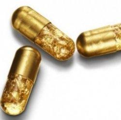 Золотые фекалии - очередной каприз богатых