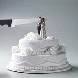 Женщины толстеют после свадьбы, а мужчины – после развода
