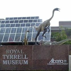Кости динозавра были найдены на нефтяной шахте