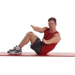 Упражнения для мышц спины полезнее всех остальных упражнений