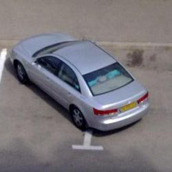 Автомобиль нашелся спустя 2 года