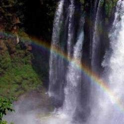 5 самых высоких водопадов в мире