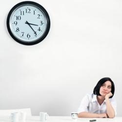 В какое время лучше всего работать, питаться и общаться?
