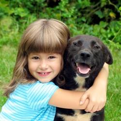 Собака – лучший друг ребенка в борьбе с болезнями