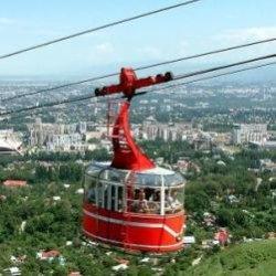 В Москве построят воздушное метро