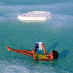 Купание в Мертвом море помогает снизить уровень сахара в крови