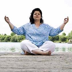 Йога избавляет от лишнего жира в организме