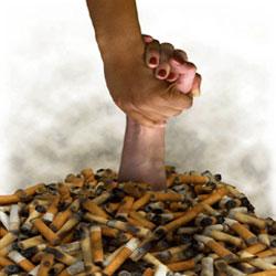 Бросьте курить и вы станете счастливее