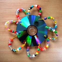 Поделки своими руками из видео дисков