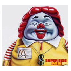 McDonald's вынужден платить за то, что персонал толстеет