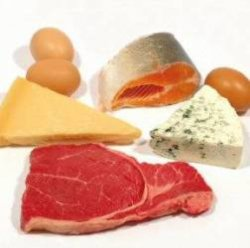 Диета, богатая белками, поможет похудеть и обойтись без перекусов