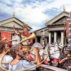 В упадке Римской империи виноват климат