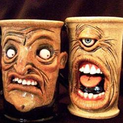 Чашка в подарок: самые необычные чашки для кофе и чая