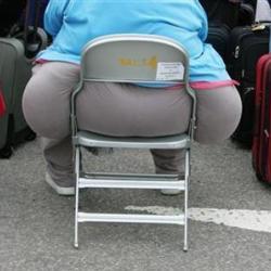 Толстяки и сидячий образ жизни