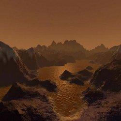 Океан неизвестной жидкости на спутнике Сатурна Титане