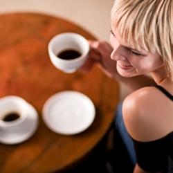 Кофе влияет на гормональный уровень женщины