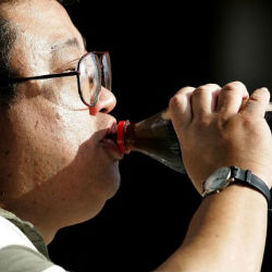 Сладкая газированная вода… вызывает рак простаты