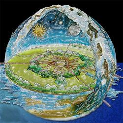 Треть россиян считает, что Солнце вращается вокруг Земли