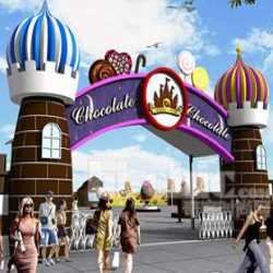 Добро пожаловать в шоколадную страну чудес!