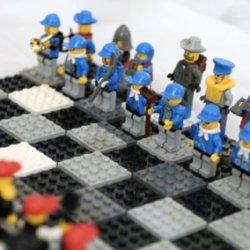 Игры поделки из лего