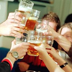В новых заведениях вы быстрее напьетесь