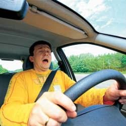 Чихание за рулем смертельно опасно
