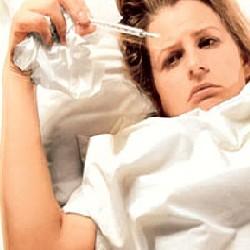 Сколько раз в среднем болеют люди за всю жизнь?
