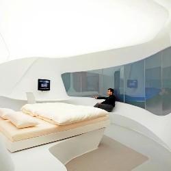 Гостиницы будущего: виртуальный секс и сны по заказу станут обычными услугами