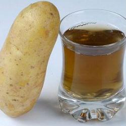 Ученые доказали, что картофельный сок излечивает язву