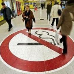 Запрет на курение стимулирует бросить вредную привычку