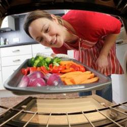 Преимущества приготовления пищи дома