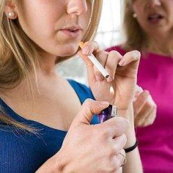 Физические упражнения помогают подросткам бросить курить