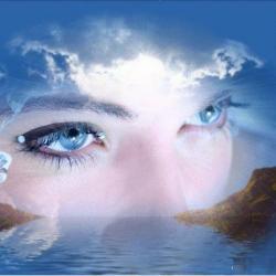 Наши души в наших глазах